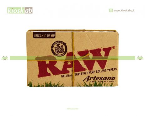 Raw Artesano Organic 1 1/4  (15)