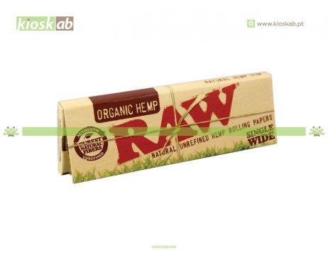 Raw Organic Regular (50)