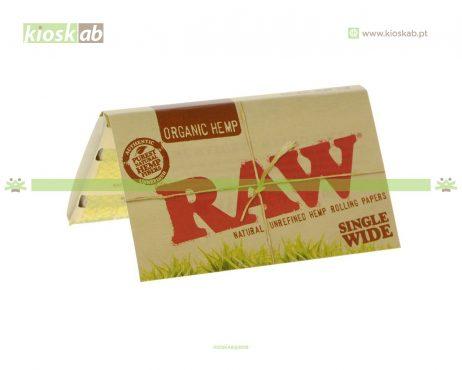 Raw Organic Regular Double (25)