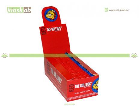 The Bulldog Amsterdam Regular Red (50)