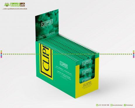 Clipper Green Regular (100)