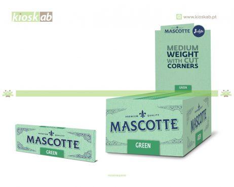 Mascotte Green Regular (50)