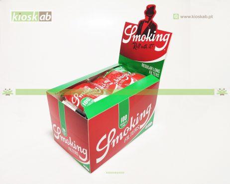 Smoking Filtros Longo Regular