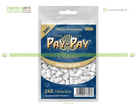 Pay-Pay Filtros Slim 240 (30)