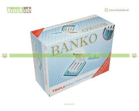 Banko Máquina De Tubos Triple