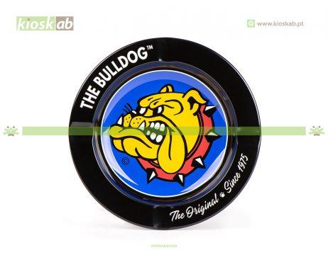 The Bulldog Cinzeiro Metálico Black