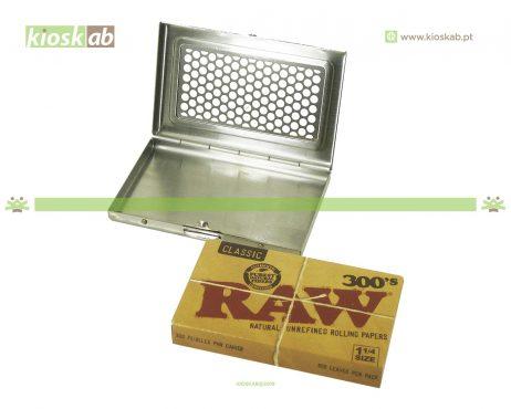 Raw Shredder Case 300