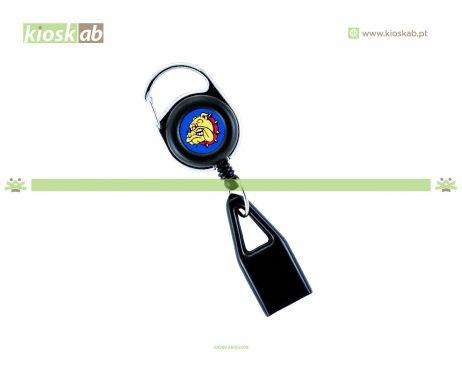 The Bulldog Amsterdam Clipper Lighter Leash