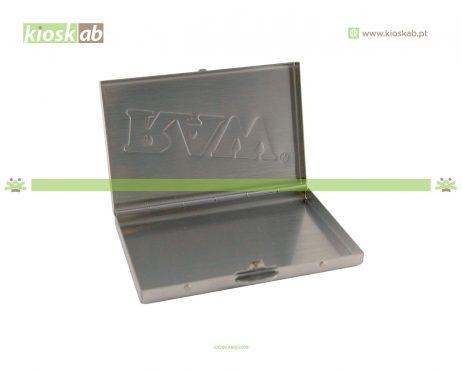 Raw Steel Paper Tin 300