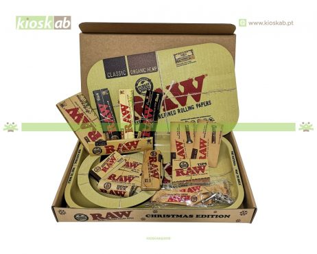 Raw Christmas Edition Pack
