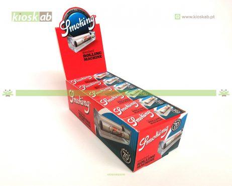 Smoking Plastic Roller 70mm (12)