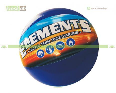 Elements Beach Ball Blue