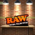 Raw Led Light Box
