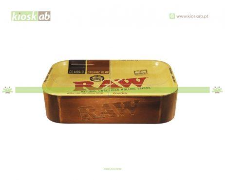Raw Wooden Cache Box