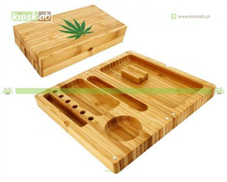 Ragga Wooden Magnet Box