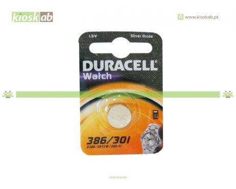 Duracell Pilha 386/301