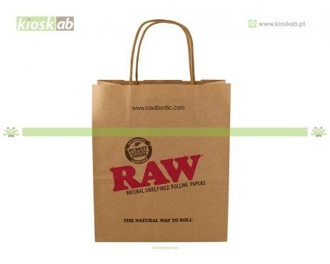 Raw Paper Bag