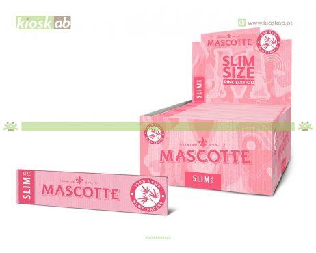 Mascotte King Size Slim Pink Edition (50)